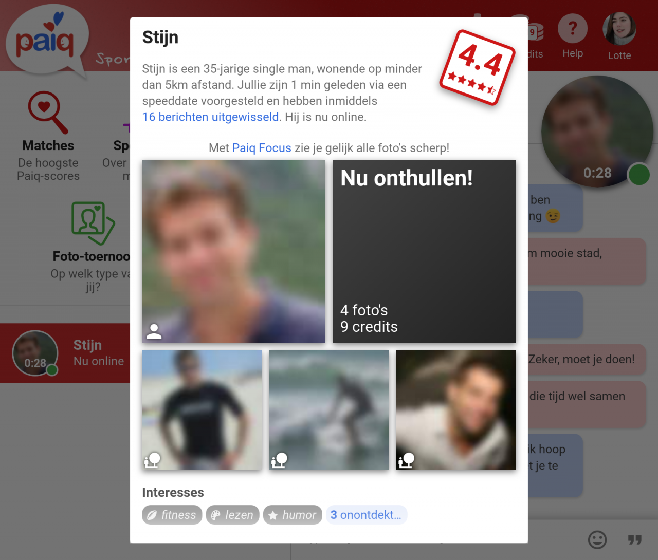 gratis dating apps op Android